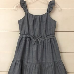 Girl's Chambray Dress by American Living!
